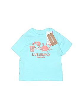 Patagonia Short Sleeve T-Shirt Size 3-6 mo