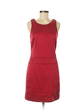 Pink Tartan Casual Dress Size 6