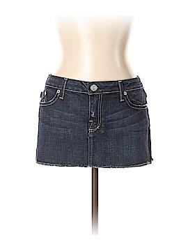 Rock & Republic Denim Skirt 32 Waist