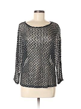 Zara TRF Long Sleeve Top Size M