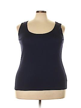 Lauren by Ralph Lauren Tank Top Size 2X (Plus)