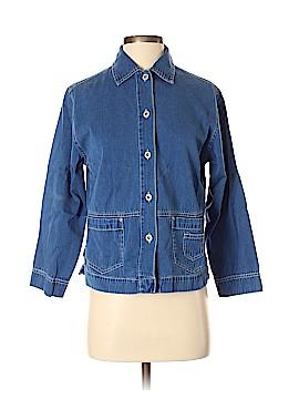 Bill Blass Jeans Denim Jacket Size S (Petite)