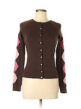 Express Silk Cardigan Size M