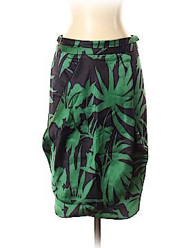 Armani Collezioni Silk Skirt Size 4