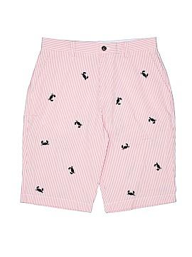 Brooks Brothers Khaki Shorts Size 16