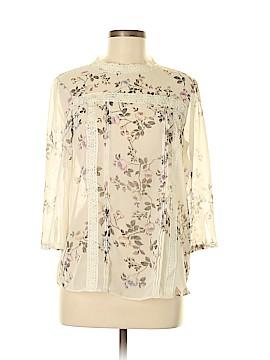LC Lauren Conrad 3/4 Sleeve Blouse Size M
