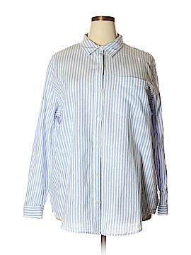 Gap Long Sleeve Blouse Size XXL