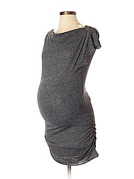 Velvet Short Sleeve Top Size S (Maternity)