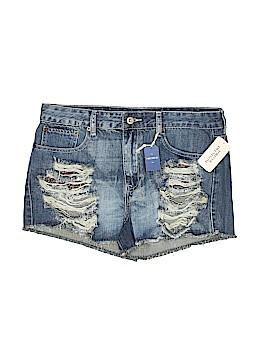 Forever 21 Denim Shorts Size 29 (Plus)