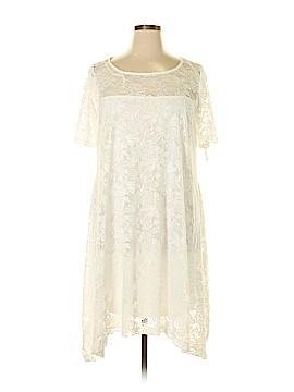 Roz & Ali Casual Dress Size 2X (Plus)