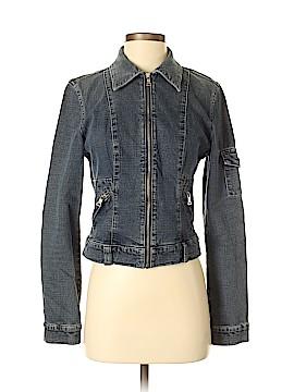Guess Denim Jacket Size S (Petite)
