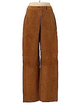 Chadwicks Leather Pants Size 14 (Tall)