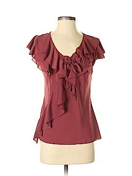 Spense Short Sleeve Blouse Size S