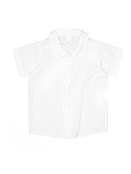 A Creation of WWP Originals Inc. Short Sleeve Button-Down Shirt Size 4T