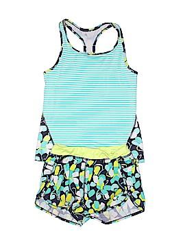 Gymboree Two Piece Swimsuit Size 7