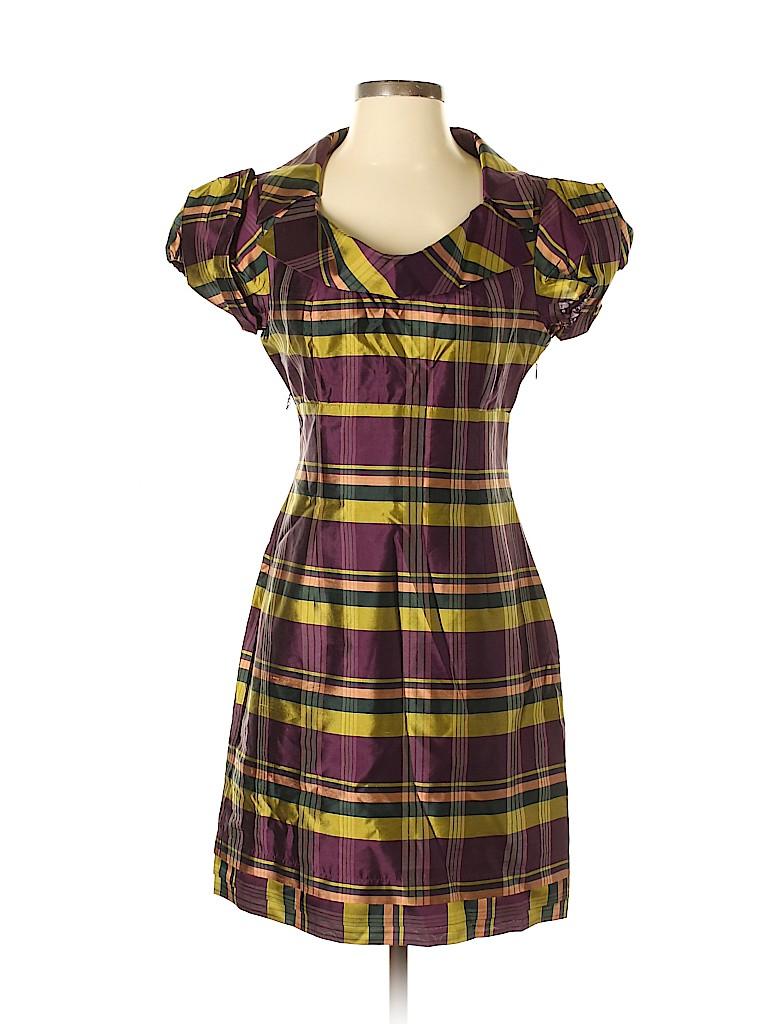 Ted Baker London Women Casual Dress Size 6 (2)