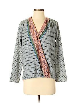 Renee C. Long Sleeve Blouse Size S
