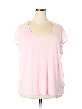 American Apparel Short Sleeve Top Size 2X (Plus)