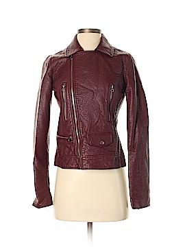 TOBI Faux Leather Jacket Size S