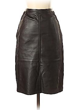 Halogen Leather Skirt Size 2
