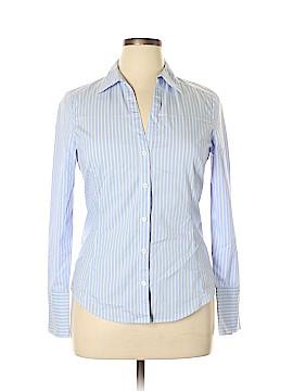 Ann Taylor Factory Long Sleeve Button-Down Shirt Size 12
