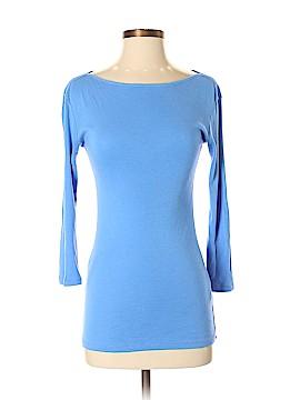 Caslon Long Sleeve T-Shirt Size S