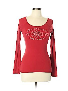 Abercrombie Long Sleeve T-Shirt Size XL