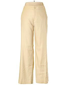 CAbi Linen Pants Size 16
