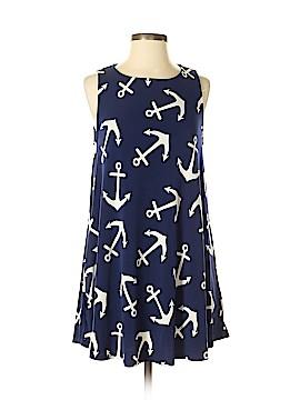 Peach Love Casual Dress Size S