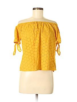 Universal Thread Short Sleeve Blouse Size M