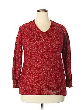 Avenue Pullover Sweater Size 14 (Plus)