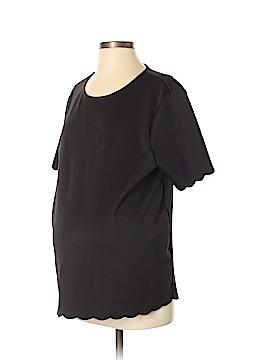 New Look Short Sleeve Blouse Size 10 (Maternity)