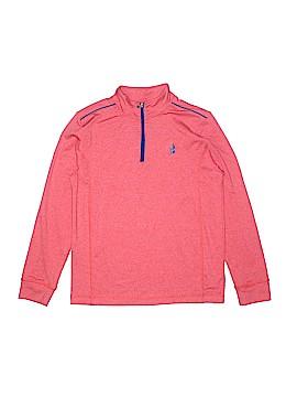 Johnnie-O Track Jacket Size 10