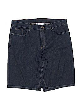 D&Co. Denim Shorts Size 16
