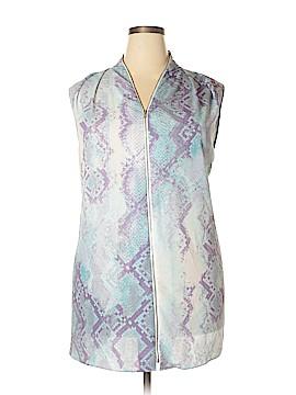 MYNT 1792 Short Sleeve Blouse Size 4X (Plus)