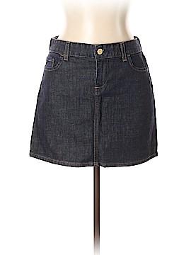 J. Crew Denim Skirt 32 Waist