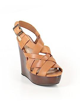 ShoeMint Wedges Size 8