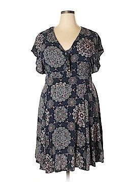 Torrid Casual Dress Size 2X Plus (2) (Plus)