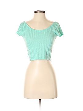 Love Short Sleeve Blouse Size S
