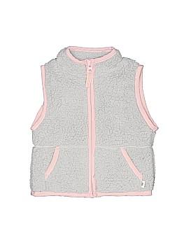 Carter's Faux Fur Vest Size 24 mo