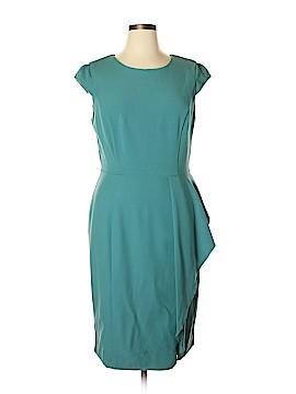White House Black Market Casual Dress Size 16