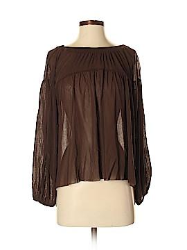 Weston Long Sleeve Blouse Size S