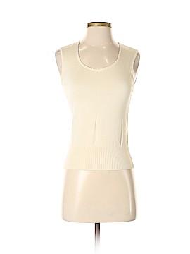 Ann Taylor Sleeveless Silk Top Size S