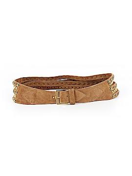B-Low The Belt Leather Belt Size L