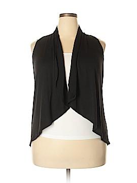 Discreet Cardigan Size 1X (Plus)