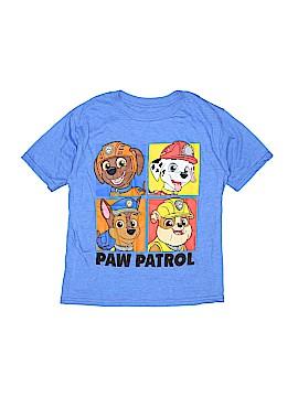 Nickelodeon Short Sleeve T-Shirt Size 6 - 7