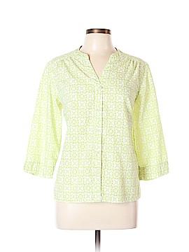 ExOfficio 3/4 Sleeve Blouse Size L