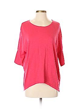 La Fee Verte 3/4 Sleeve Top Size M