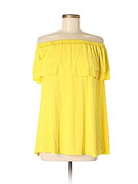 MTS Short Sleeve Top Size L