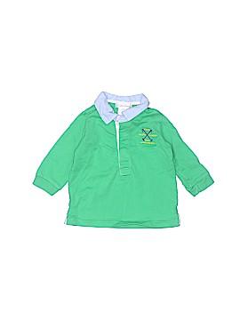 Polo by Ralph Lauren Long Sleeve Polo Size 6 mo